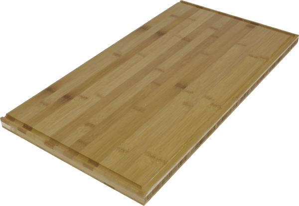 Cutcase 515 ~ Bambus Schneidbrett Natur ~ CB-10