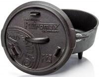 Petromax Feuertopf ft3 Dutch Oven für 1 bis 3 Personen