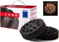 6x Cobble Stone für Cobb Grill EASY TO GO & Cobb Premier & Cobb Premier+ & Cobb Supreme (CO26)