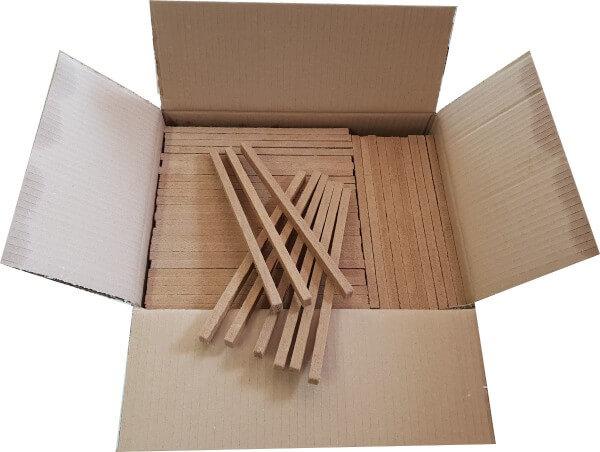 700 Brunner Fidibusse Anzünder ~ 2x Großpackung