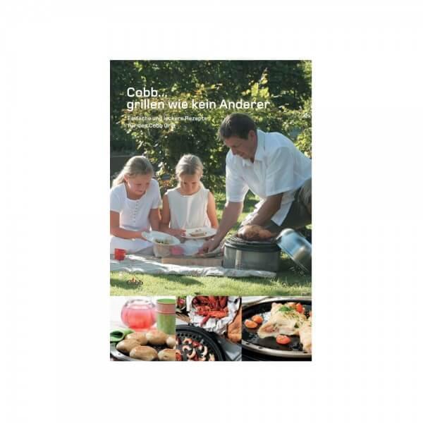 """Kochbuch """"Grillen wie kein Anderer"""" (CO25) - Original Zubehör für den Cobb Grill"""