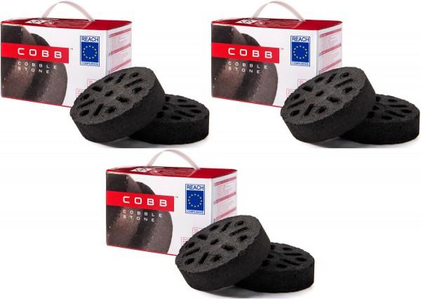 18x Cobble Stone für Cobb Grill EASY TO GO & Premier & Cobb Premier+ & Cobb Supreme